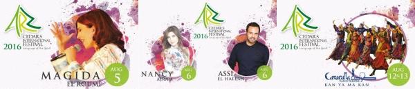 Cedar International festival