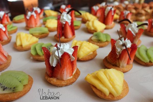 Kempinski - Beirut food Porn - Urban Lebanon