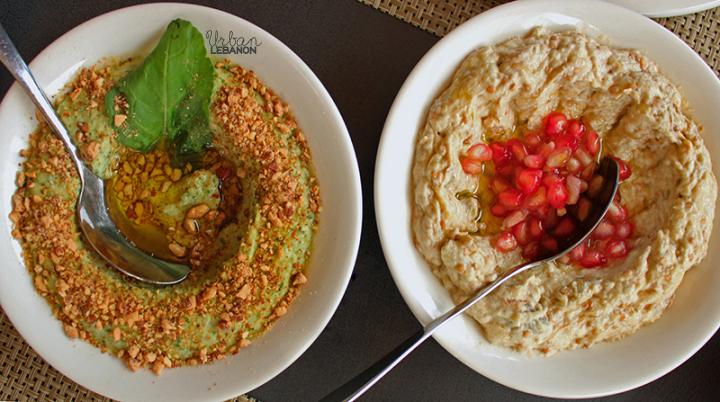 Lent Menu - Lebanese food in Lebanon. BeirutFoodPorn