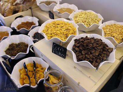 Breakfast Buffet at the Royal Tulip
