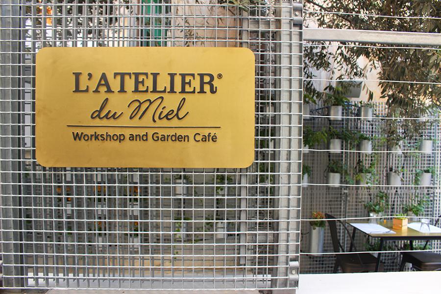 L'Atelier du Miel Workshop & Garden Café