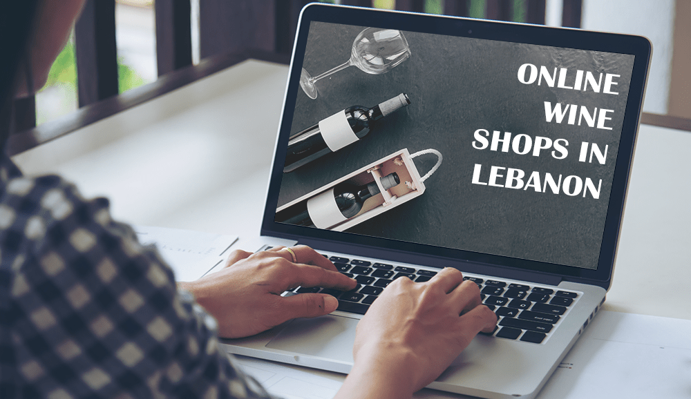 3 Online Wine Shops in Lebanon